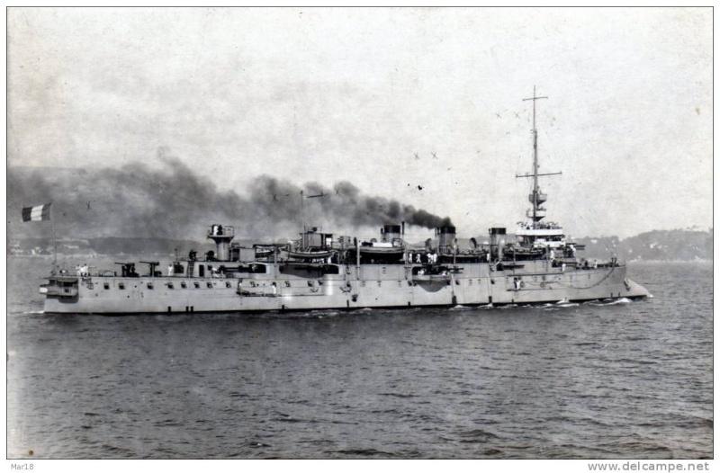 Croiseurs français  - Page 3 Pothua12