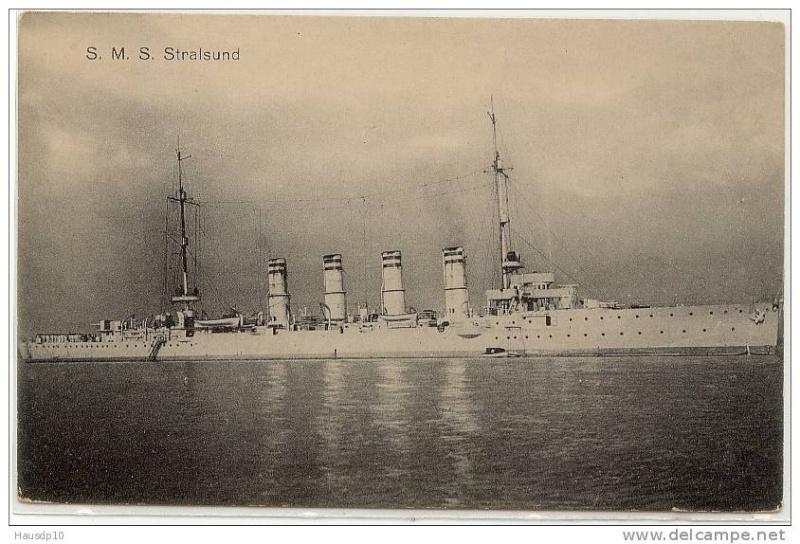Croiseurs allemands - Page 2 Strals10