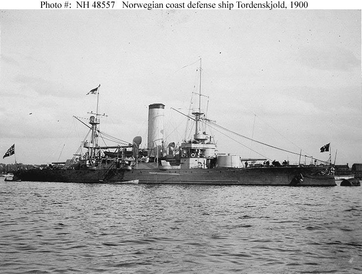 Marine norvégienne  Torden10