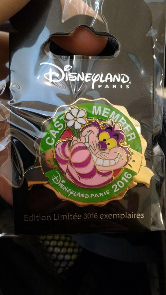 Le Pin Trading à Disneyland Paris 12512310