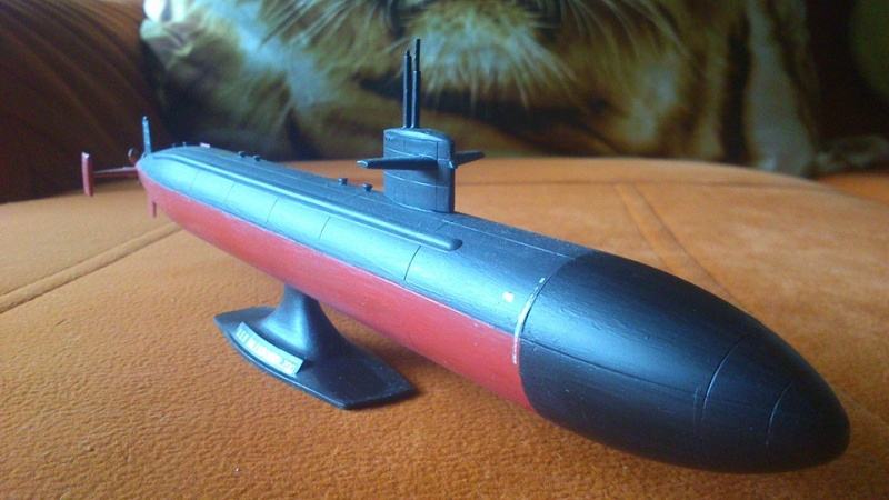 SSN-700 U.S.S. Dallas 13240110