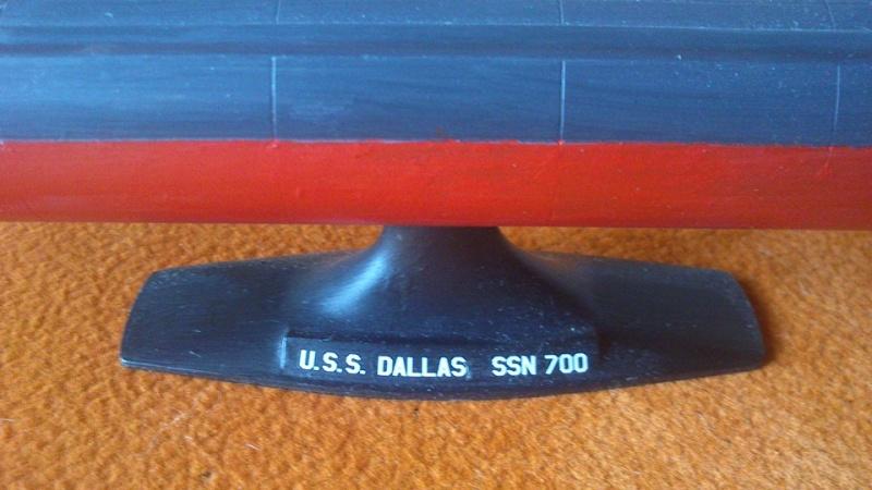 SSN-700 U.S.S. Dallas 13267810