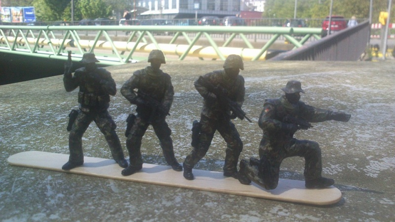 KSK Soldaten - Bundeswehr 13910