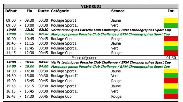 Nimes Ledenon le 15 et 16 avril avec  Porche Club Motorsport - Page 4 Captur10