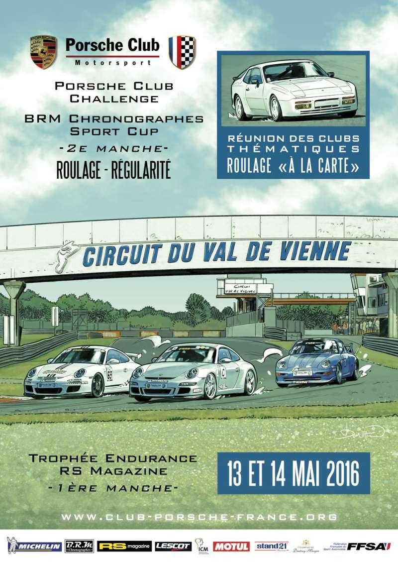 Val-de-Vienne - 13 et 14 mai 2016 Porsch11