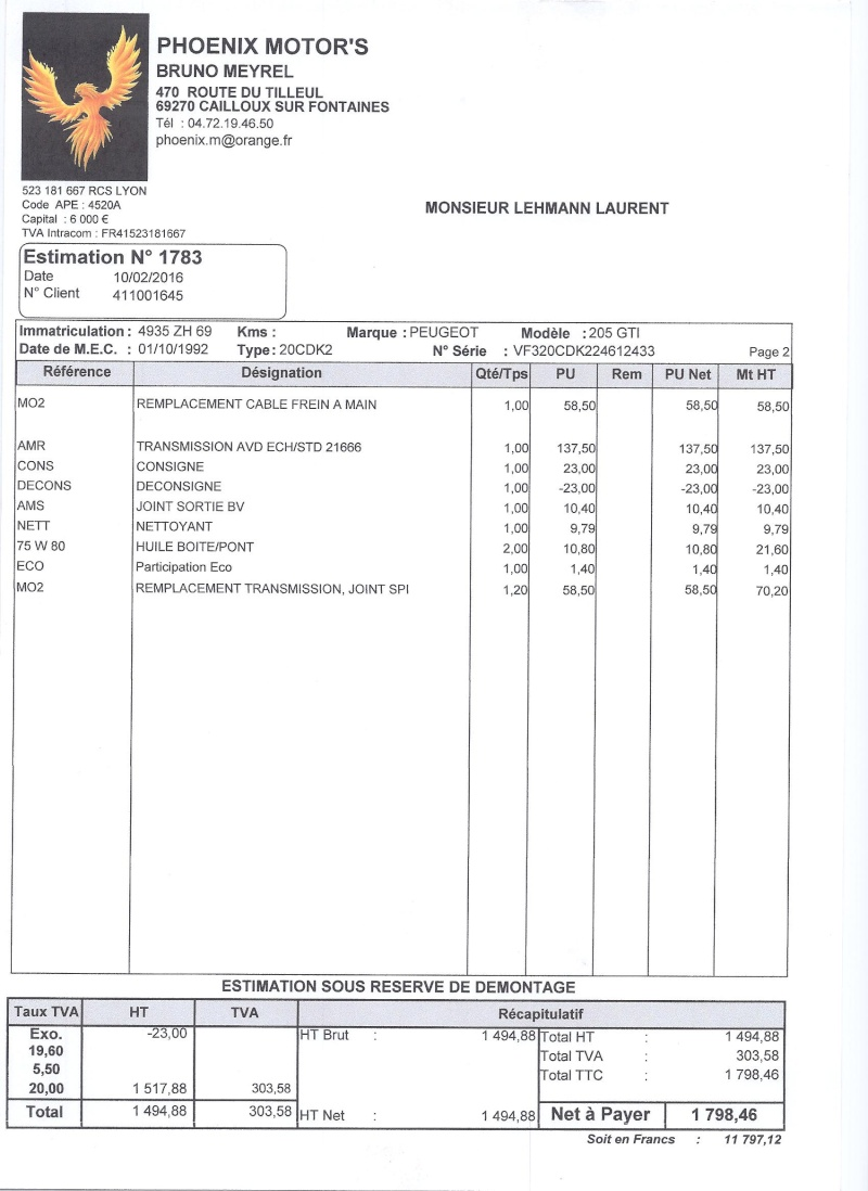 [GTI1800] 205 GTI 1L9 Gris Graphite AM92  - Page 5 Estima11