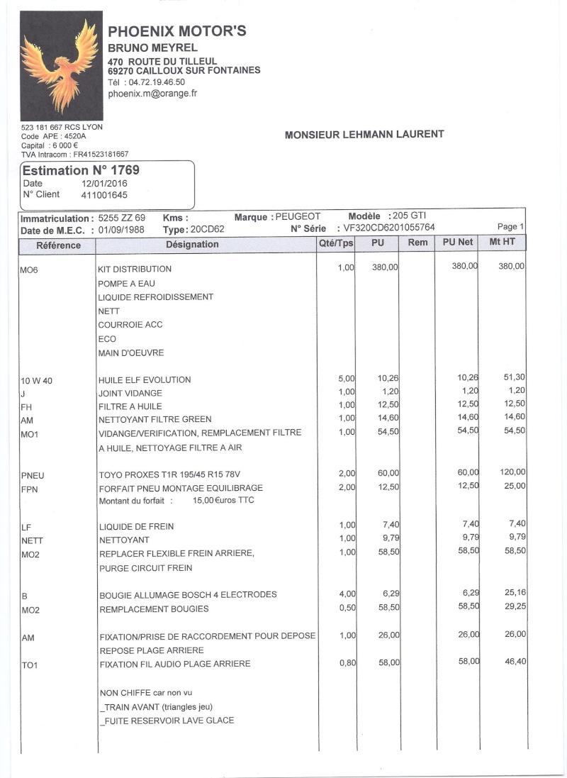[GTI1800] 205 GTI 1L9 Blanc Meije AM88  - Page 3 Estima16