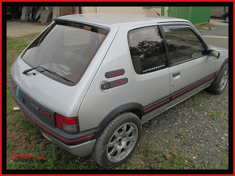[GTI1800] 205 GTI.....205 T16.. SEPT 2019 - Page 8 Img_1911