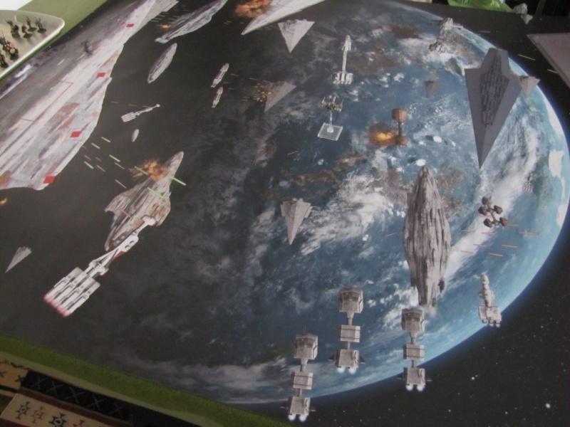 [X-Wing] Projet : ISD contre MC80 Battle12