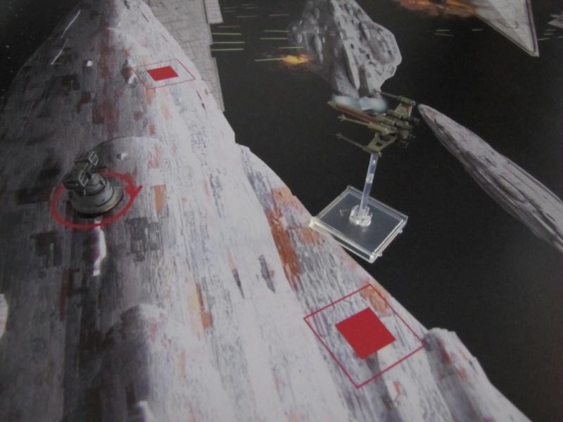 [X-Wing] Projet : ISD contre MC80 Battle13