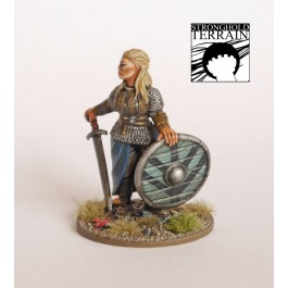 [Saga] La série Vikings en miniature Shield10