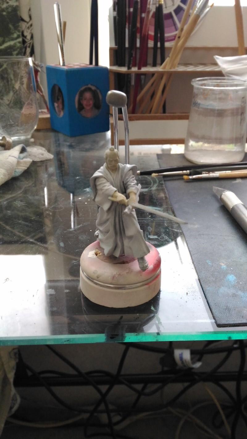 Samourai en habit de ceremonie 1568-1600 P_201640