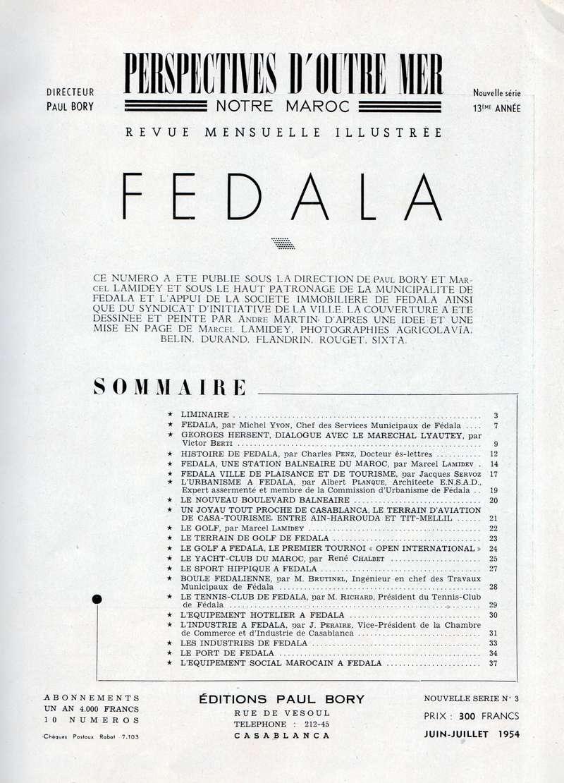 Fédala 1954 Fedala14
