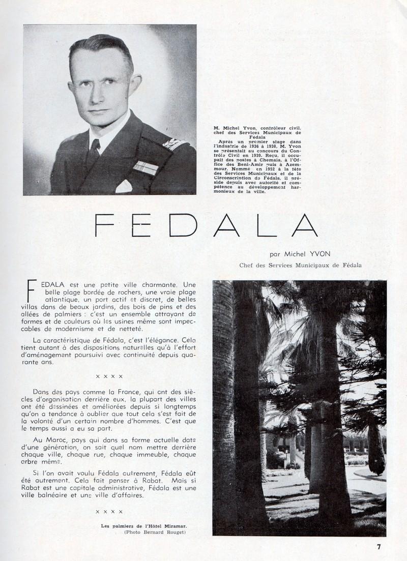 Fédala 1954 Fedala21