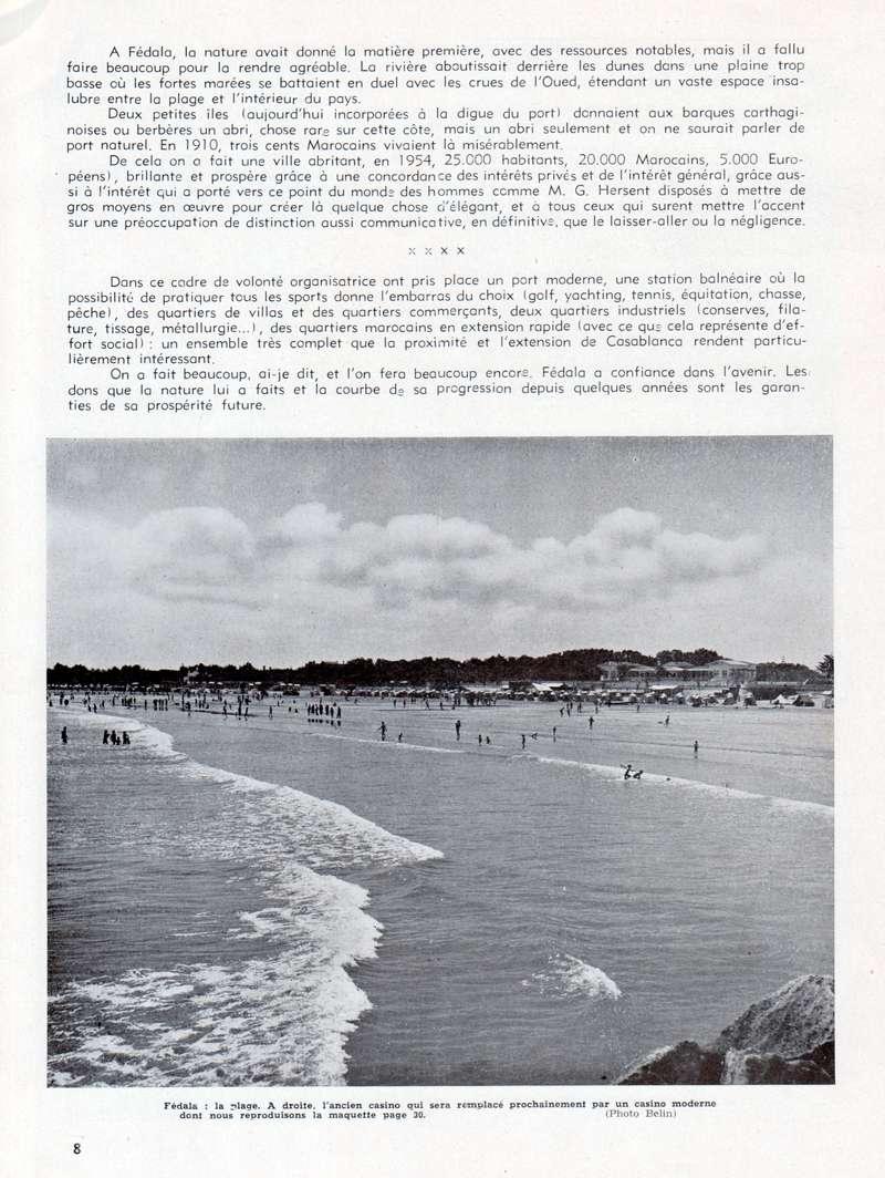 Fédala 1954 Fedala22