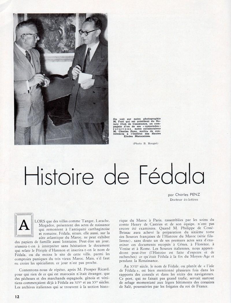 Fédala 1954 Fedala26