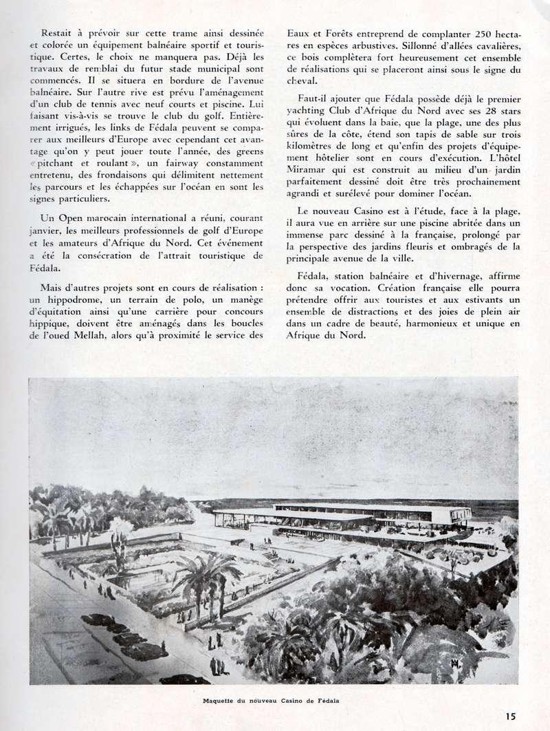 Fédala 1954 Fedala29