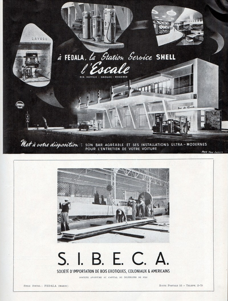 Fédala 1954 Fedala51