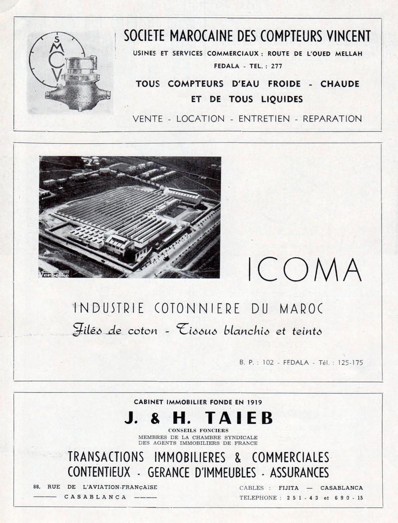 Fédala 1954 Fedala52