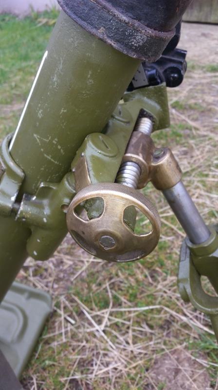Le mortier de 60 mm modèle 1935  20160418