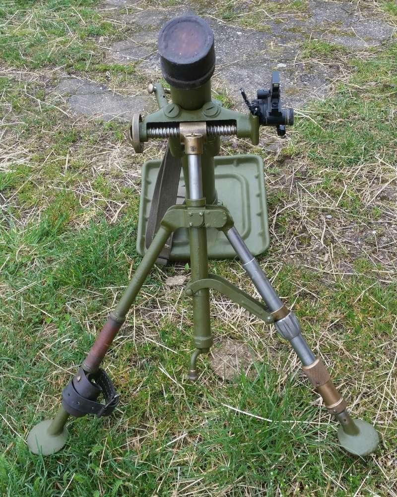 Le mortier de 60 mm modèle 1935  20160419