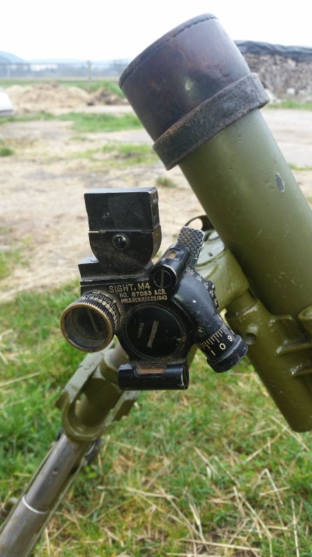 Le mortier de 60 mm modèle 1935  20160423