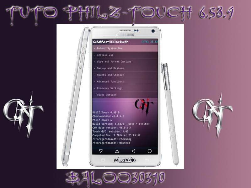 PHILZ-TOUCH-RECOVERY (6.59.0) TRLTEXX Tuto_p10