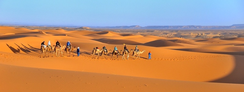 Mes ballades dans le désert de l'Erg Chebbi, Merzouga. Dsc_0210