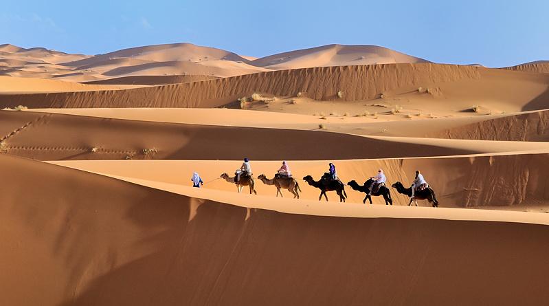 Mes ballades dans le désert de l'Erg Chebbi, Merzouga. Dsc_2710