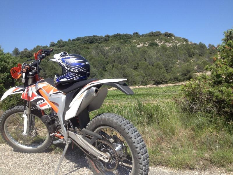 250 Freeride KTM 13301510