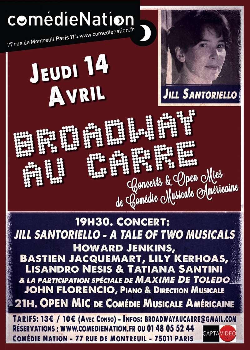 [Paris] Broadway au Carré 12916710