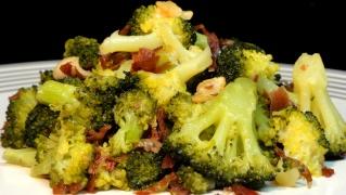 Brócoli con jamón  Brycol10