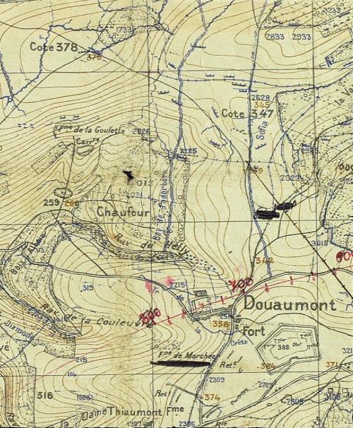 C'ETAIT IL Y A 100 ANS au jour le jour (ou à peu près) - Page 3 Verdun10