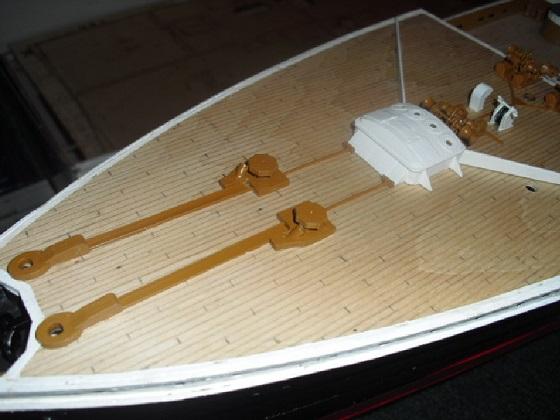 titanic - Titanic in scala 1:144 56210