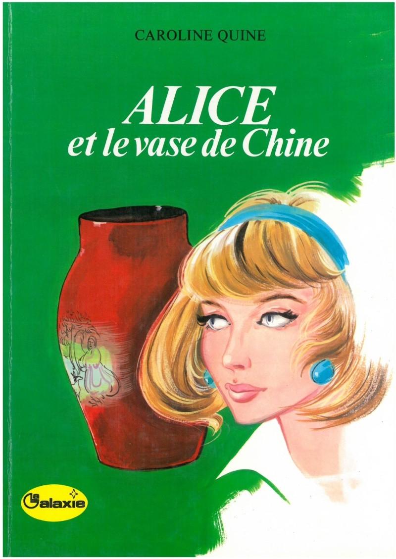 Recherches sur les anciennes éditions d'Alice (Titres 16 à 30)  Sseoul35