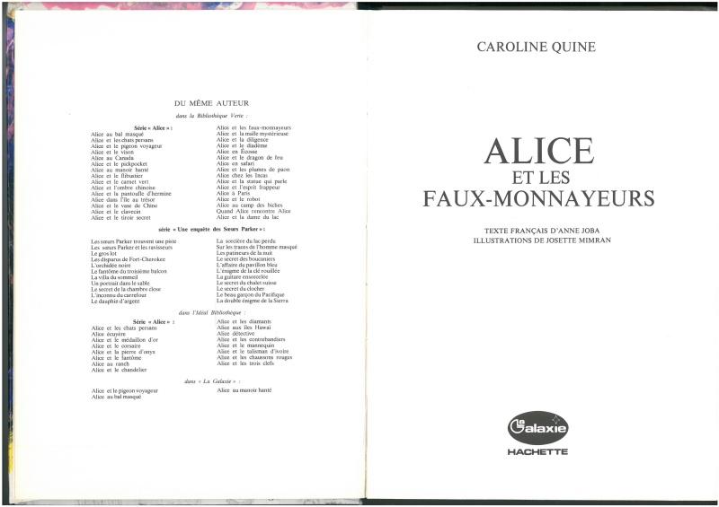 Recherches sur les anciennes éditions d'Alice (Titres 31 à 45) Sseoul38