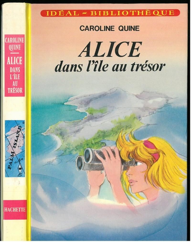 Recherches sur les anciennes éditions d'Alice (Titres 16 à 30)  Tresor12