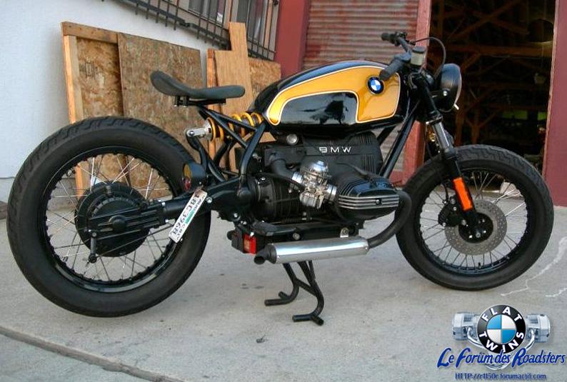 PHOTOS - BMW - Bobber, Cafe Racer et autres... - Page 2 Dirt1010