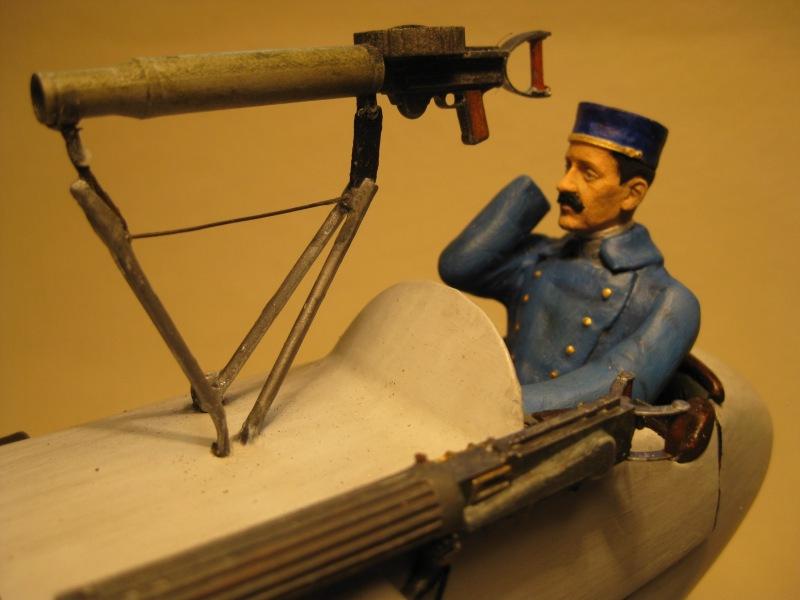 Französischer Flugsimulator 1918 - Diorama Maßstab 1:16 - Page 2 Pilot_12