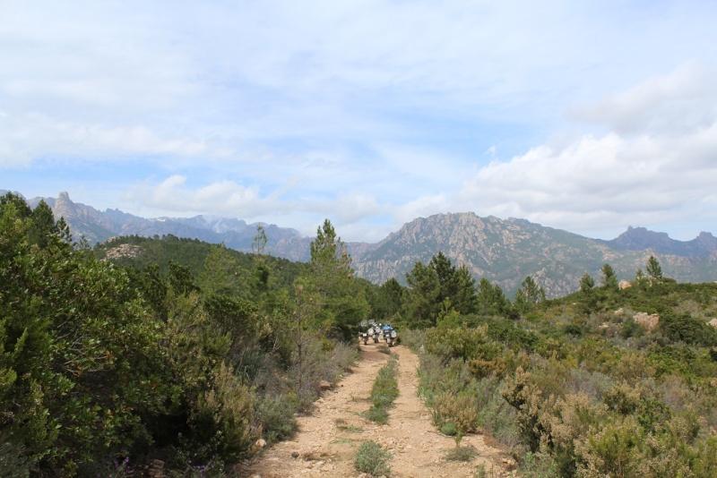 Une tranche de Corse... Sauce Trail ! 1110