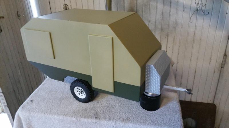 Listing des caravanes / remorques du RISA Car610