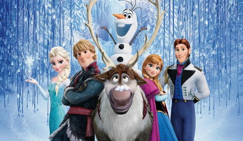 montage photo princesse et reine des neiges E221d810
