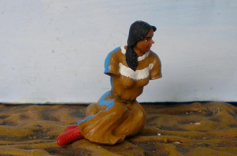 Bemalungen, Umbauten, Modellierungen – neue Indianer für meine Dioramen - Seite 6 071b4d10