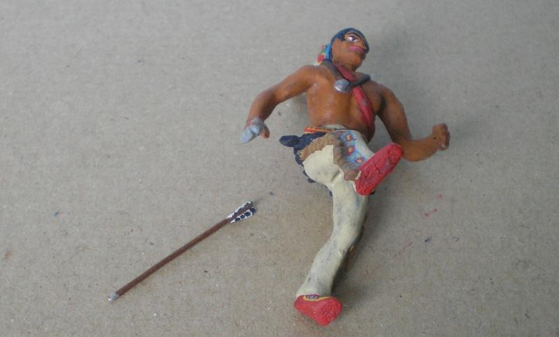 Bemalungen, Umbauten, Modellierungen – neue Indianer für meine Dioramen - Seite 6 108h1a10