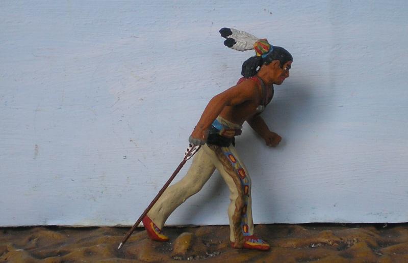 Bemalungen, Umbauten, Modellierungen – neue Indianer für meine Dioramen - Seite 6 108h1b10