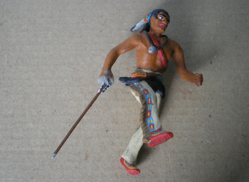 Bemalungen, Umbauten, Modellierungen – neue Indianer für meine Dioramen - Seite 6 108h1c11