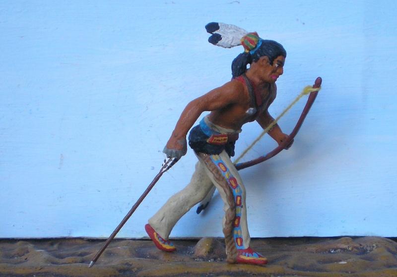 Bemalungen, Umbauten, Modellierungen – neue Indianer für meine Dioramen - Seite 6 108h2a10