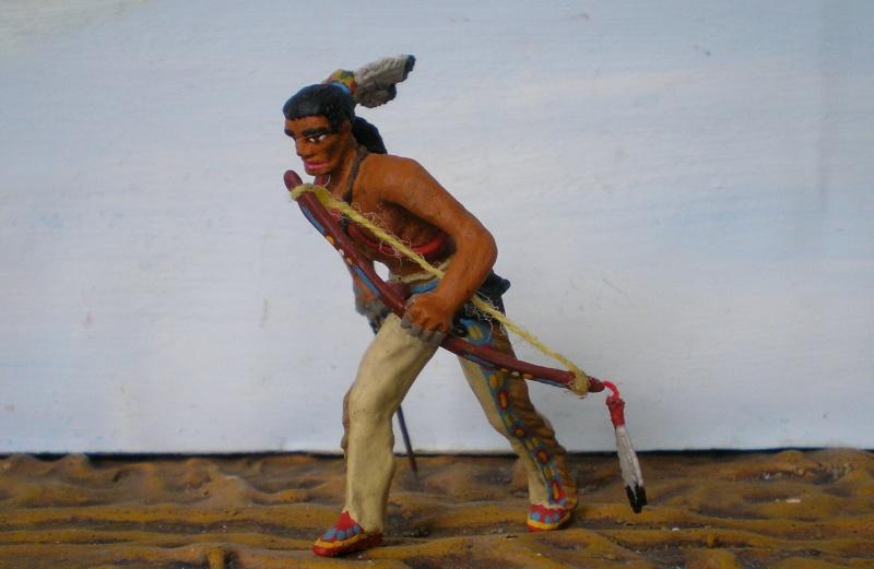 Bemalungen, Umbauten, Modellierungen – neue Indianer für meine Dioramen - Seite 6 108h2b10