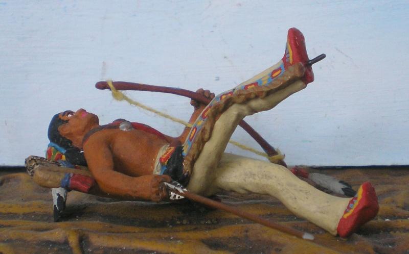 Bemalungen, Umbauten, Modellierungen – neue Indianer für meine Dioramen - Seite 6 108i1_10