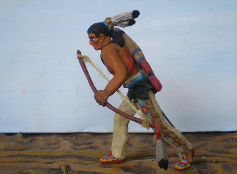 Bemalungen, Umbauten, Modellierungen – neue Indianer für meine Dioramen - Seite 6 108i2a10